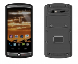 Latest Smart&Tough Phone Released Exclusively Through Kickstarter
