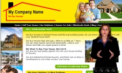 More Responsive, SEO Friendly Real Estate Investor Website Designs Released