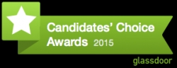 Insight Global Recognized as Industry Leader in Glassdoor's Inaugural Candidates' Choice Awards