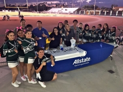 Safety Center's Youth-Led Teen Safe Driving Campaigns Receive an Allstate Foundation Grant in California