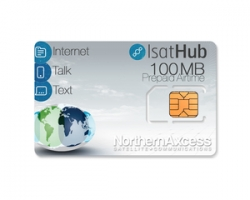 NorthernAxcess Paves the Way for PrePaid Inmarsat iSatHub Airtime Service Plans