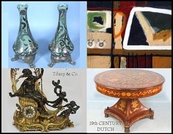 Fine Art & Antiques Estate Auction