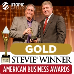 "Utopic Software's Persystent Suite Wins 2015 Gold ""Stevie®"" for Innovative Self-Healing PC Technology at American Business Awards"