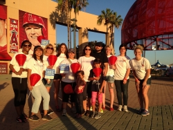 eGumball Inc. Lights the Night for the Leukemia & Lymphoma Society