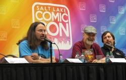 Galaxy Press First Time Attendee for Salt Lake City Comic Con