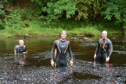 ROXOA Group's Copywriter Achieves Wild-Swimming World First