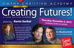 Actor Kevin Sorbo Creates Brighter Futures for Omaha Youth