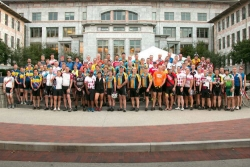 AIDS Vaccine 200 Ride Holds Closing Party, Check Presentation Sept. 20