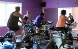 Women's Only Fitness Studio Makes Splash at Lakeside Park