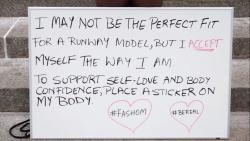 Fashom Celebrates Body Confidence at New York Fashion Week