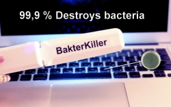 Remover of Bacteria and Germs - Bakterkiller