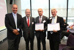 Announcement of the IBFD Frans Vanistendael Award for International Tax Law Winners