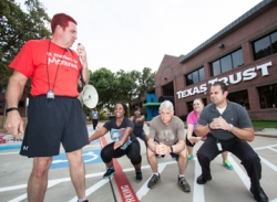 Meritrust and Texas Trust Credit Unions Battle in Clash of the Cash Fitness Competition