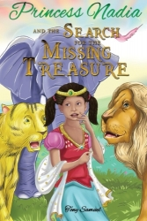 Princess Nadia is Back: Talented Books Launches Its 2nd Princess Nadia Adventure