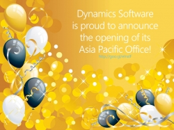 Dynamics Software is Proud to Announce the Opening of Its Asia Pacific Office