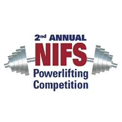 National Institute for Fitness and Sport Will Host 2nd Annual Powerlifting Competition