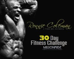 Ronnie Coleman: Next Millionaire Masterminds Celebrity Host