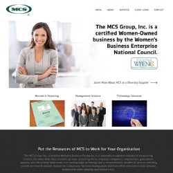The MCS Group, Inc. Launches New Website