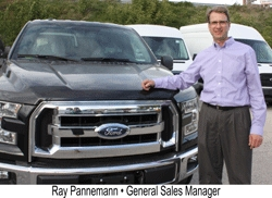 Badger Truck Center Promotes Ray Pannemann to General Sales Manager