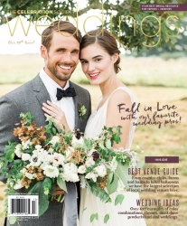 Occasions Media Group Releases 20th Issue of The Celebration Society: Weddings Magazine