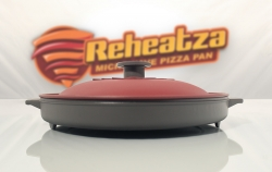 Reheatza, LLC. Turns Up the Heat on Soggy Pizza from the Microwave