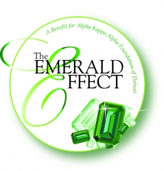 Experience the Emerald Effect! An Enchanting Evening Hosted by Alpha Kappa Alpha Foundation of Detroit at the Newly Renovated Shed 5 in the Eastern Market on November 6