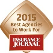 Insurance Journal Award 2015
