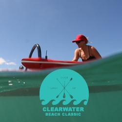 Crazy Paddlers: Announcing the Inaugural Clearwater Beach Classic, Hundreds of Paddlers This Weekend to Compete