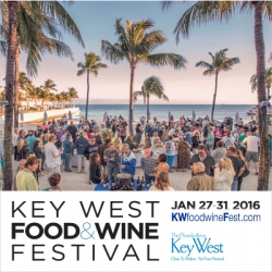 The Key West Food & Wine Festival Would Like to Invite You to the Party. Tickets Go on Sale This Weekend Sunday November 1st, 2015.
