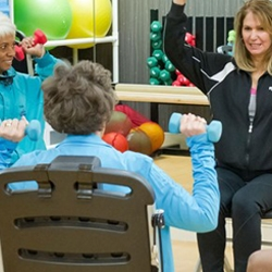 National Institute for Fitness and Sport Partners with Trillium Woods