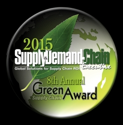 Source One Receives Supply and Demand Chain Executive's 2015 Green Award