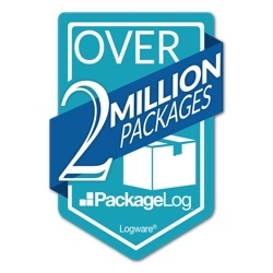 PackageLog™ Surpasses Two Million Packages Logged Just Six-Months After Logging First Million