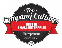 Approved Mortgage Ranked on Inaugural Top Company Cultures List Presented by Entrepreneur and CultureIQ