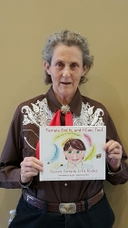Dr. Temple Grandin is Having a Great Thanksgiving. Two of Her Books Just Earned 2015 Academics' Choice Awards!