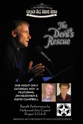 Man of a Thousand Voices, Jim Meskimen, and Internationally Acclaimed Musician, David Campbell, to Perform One Night Only, November 21, at the L. Ron Hubbard Theatre
