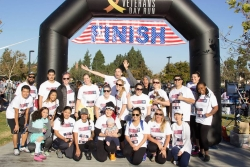 Allied American University Donates $1000 to Veterans Programs with Team Sponsorship in 5K Run