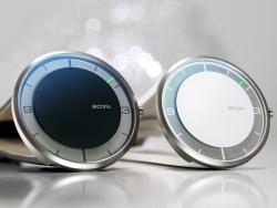 Slim. Lightweight. Titanium: Klaus Botta's NOVA Titan One-Hand Watch