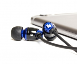 First Harmonic® Releases Ultra-Small Aluminum In-Ear Headphones