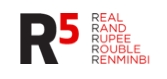 R5FX Goes Live with Indian Rupee