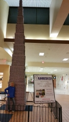 Record Breaking Freestanding Card Tower Built by Kardtects