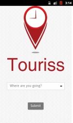 LOGISTRICS Announces Launch of Touriss the Destination Transportation Mobile App for Tourists