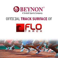 FloSports Announces Beynon Sports as the Official Track Surface of FloTrack