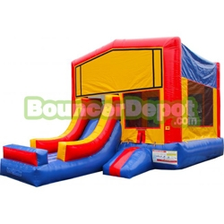 Bouncer Depot Announces the Winner of Best Selling Commercial Inflatable Bounce House for 2015
