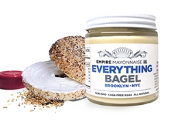 """Empire Mayo Continues Holiday Series with a Hanukkah Tribute - """"Everything Bagel Mayo"""""""