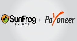 SunFrog Shirts and Payoneer Offer Innovative Payment Solutions to Affiliates