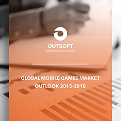 Free Global Mobile Games Market Outlook 2015-2018 by Outsoft