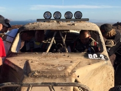 Valentino Danchev Competes in Baja Challenge Class at the 48th Annual Bud Light SCORE Baja 1000