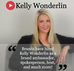 Kelly Wonderlin on KABB FOX 29 San Antonio