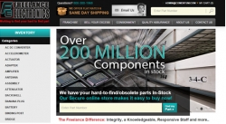 Freelance Electronics Launches Revamped Web Site
