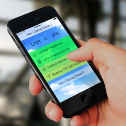 """The """"Am I Going Down?"""" iPhone App is Now Available for Free"""